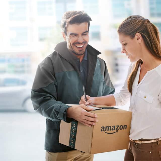 Portfolio Content Amazon Flex Übersicht